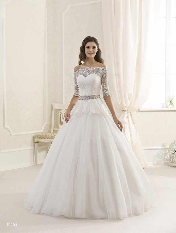 Свадебные платья в магазинах новые